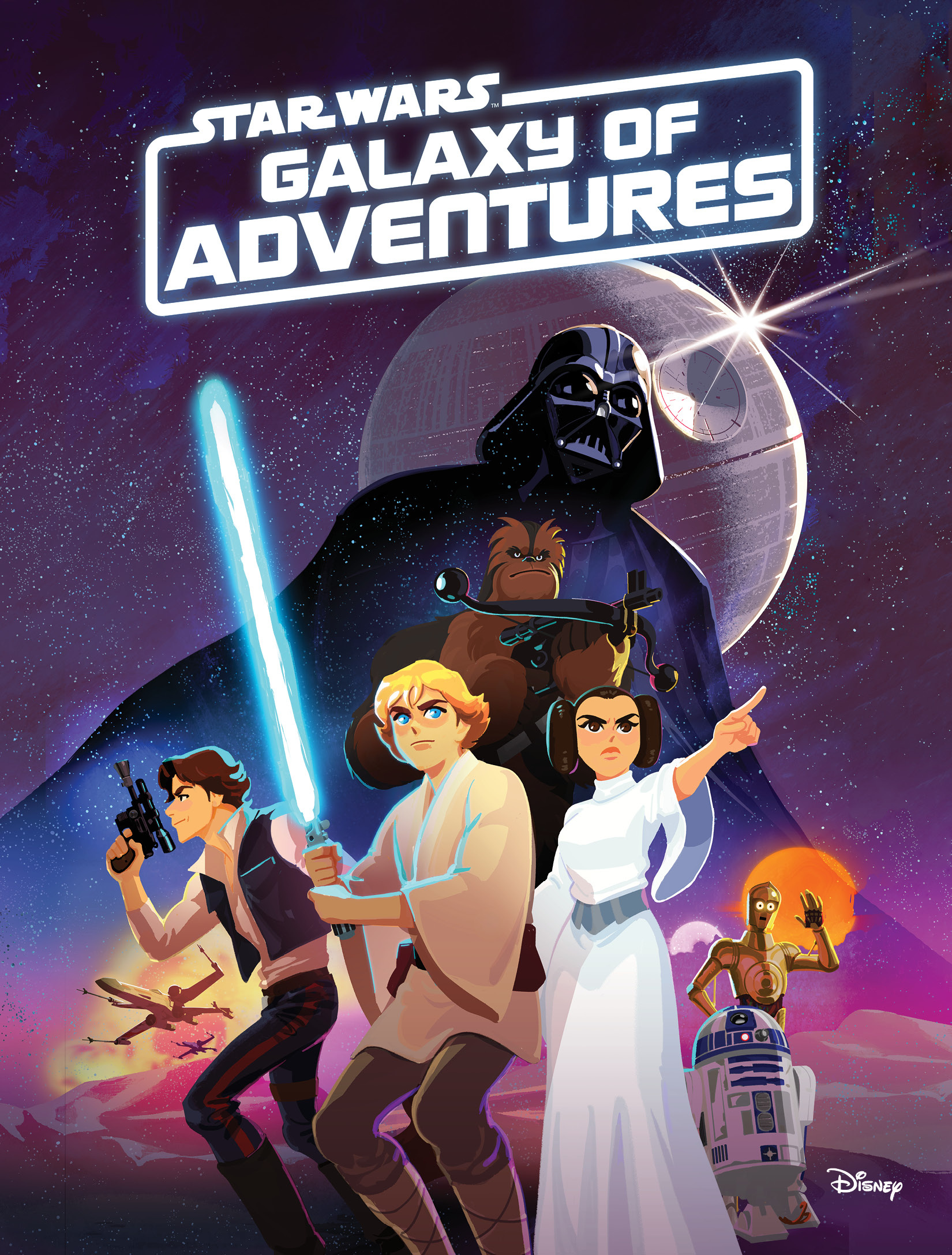 FICTION BOOKS (kids) | Once Upon a Galaxy